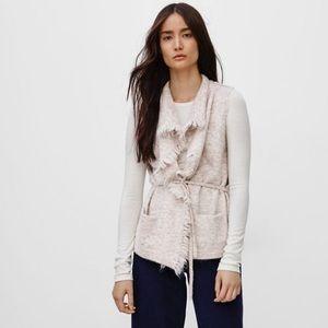Aritzia // Wilfred Free Fei Fei Sweater Vest